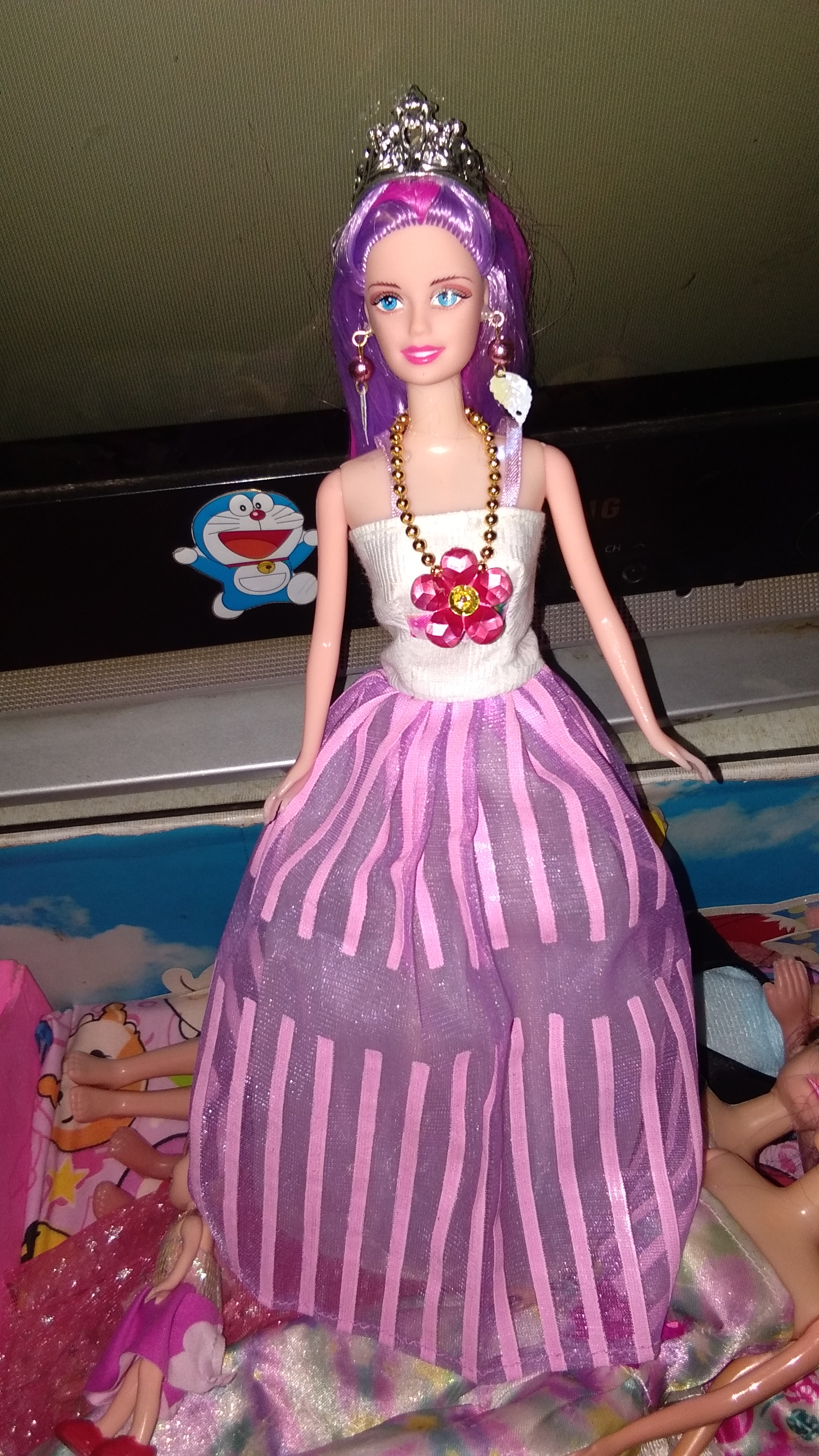Boneka Barbie Betty Betty Hamil Lazada Indonesia