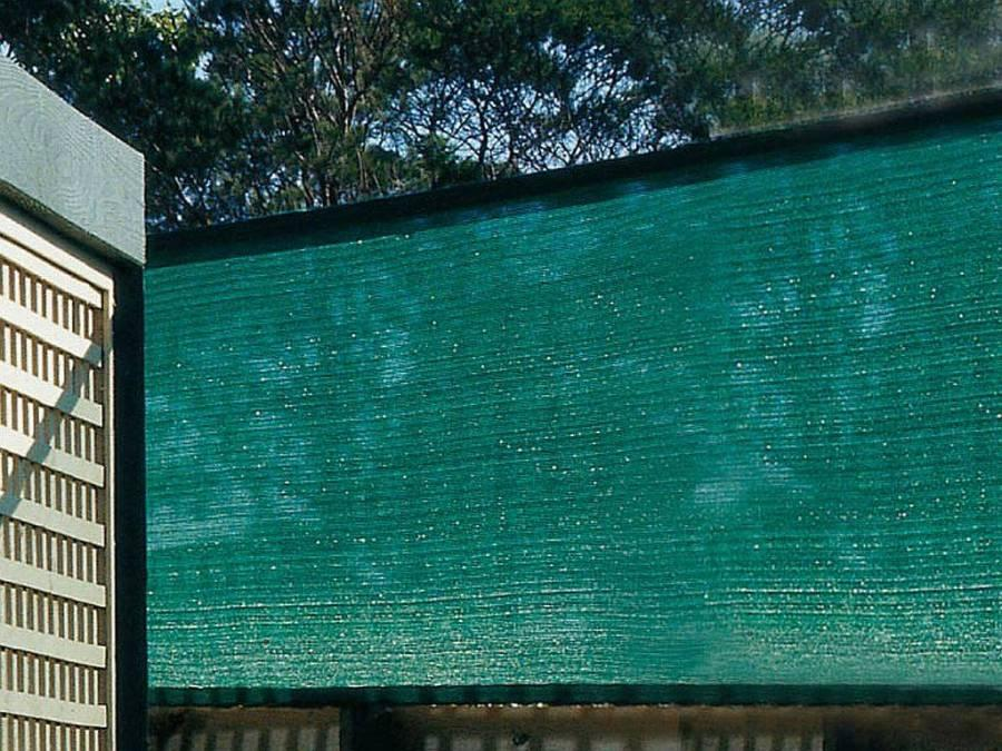 Privacy Screen for Backyard Deck, Patio, Balcony, Fence, Porch Dark Green