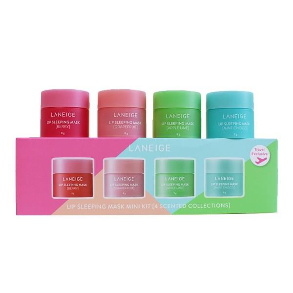 Buy [Laneige] Lip Sleeping Mask Mini Kit (8g x 4) Singapore