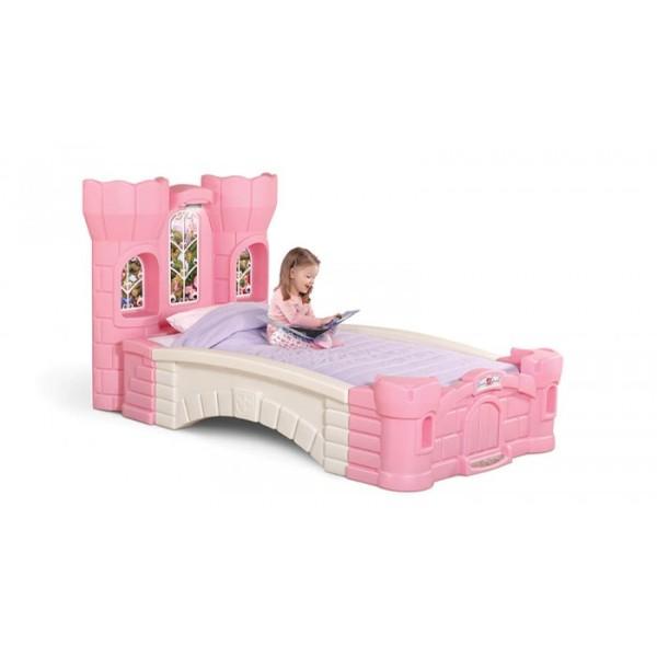 Step2 Princess Palace Twin Bed (Pink)