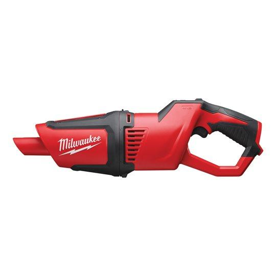 MILWAUKEE M12 Sub Compact Stick Vacuum Cleaner / Dust Extractor (BARE TOOL) M12HV-0