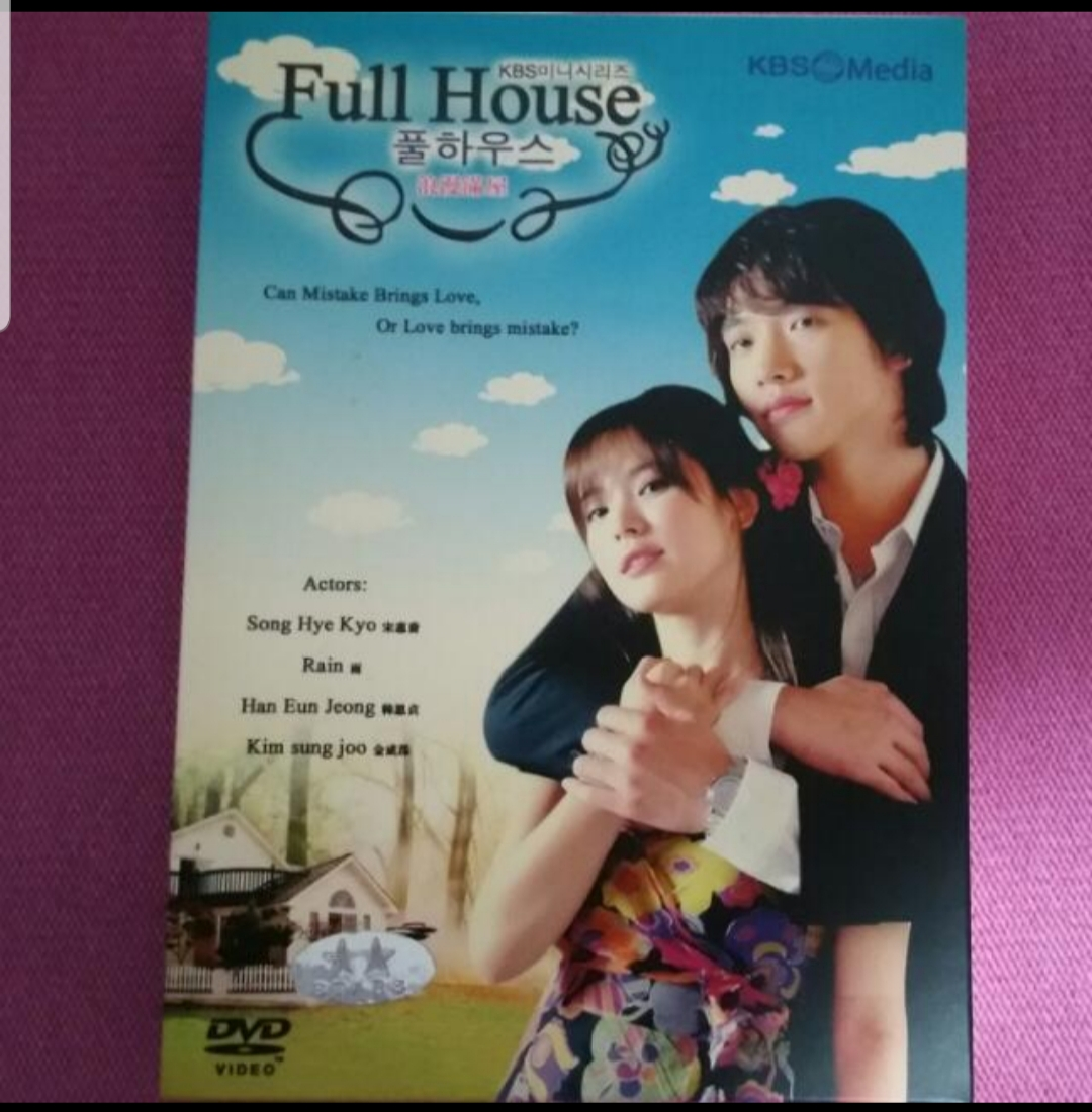 Full House DVD