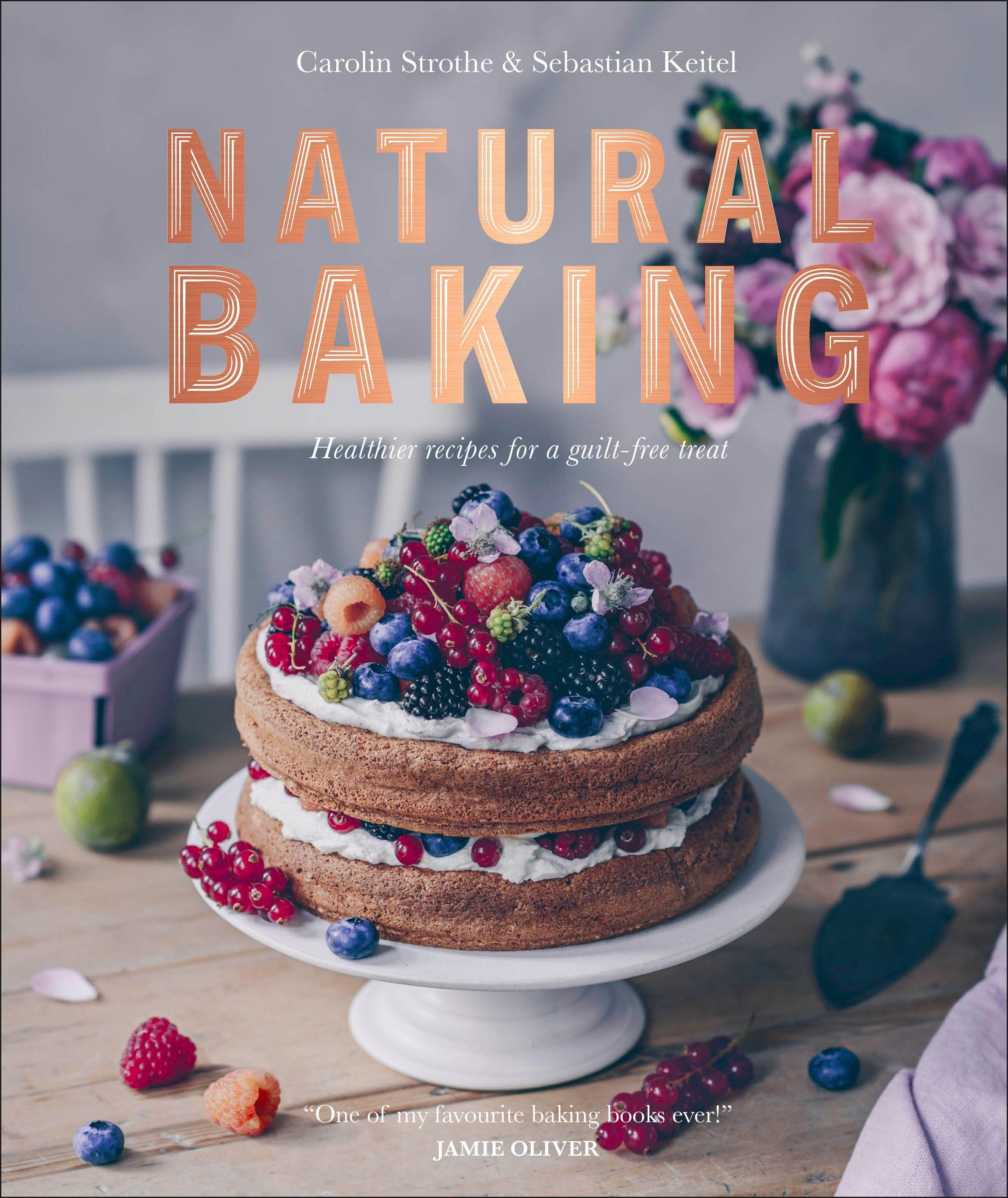 Natural Baking by DK