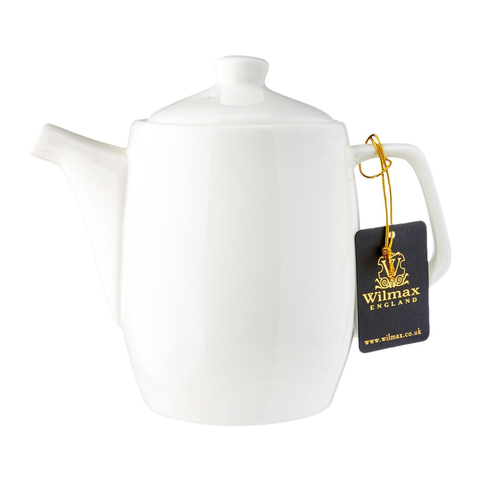 Wilmax England Porcelain Tea Pot 650ml