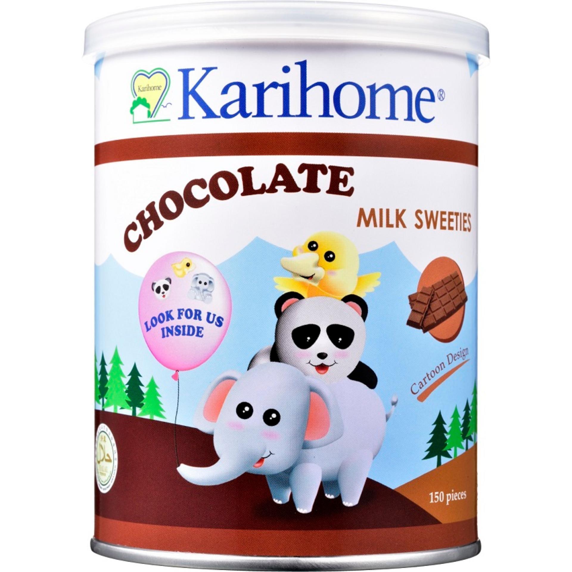Karihome Sweeties - Chocolate By Lazada Retail Karihome Flagship Store.