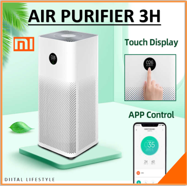 [New] Xiaomi Air Purifier 2C | 3H | 2S | PRO Global Version Singapore