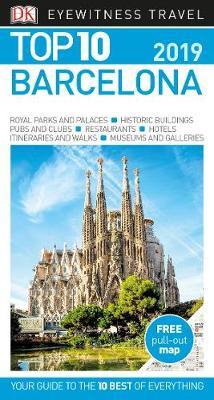 Dk Eyewitness Top 10 Barcelona: 2019