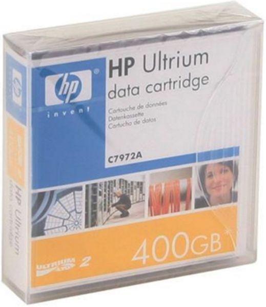 HP LTO-2 Ultrium Tape Data Cartridge 400GB