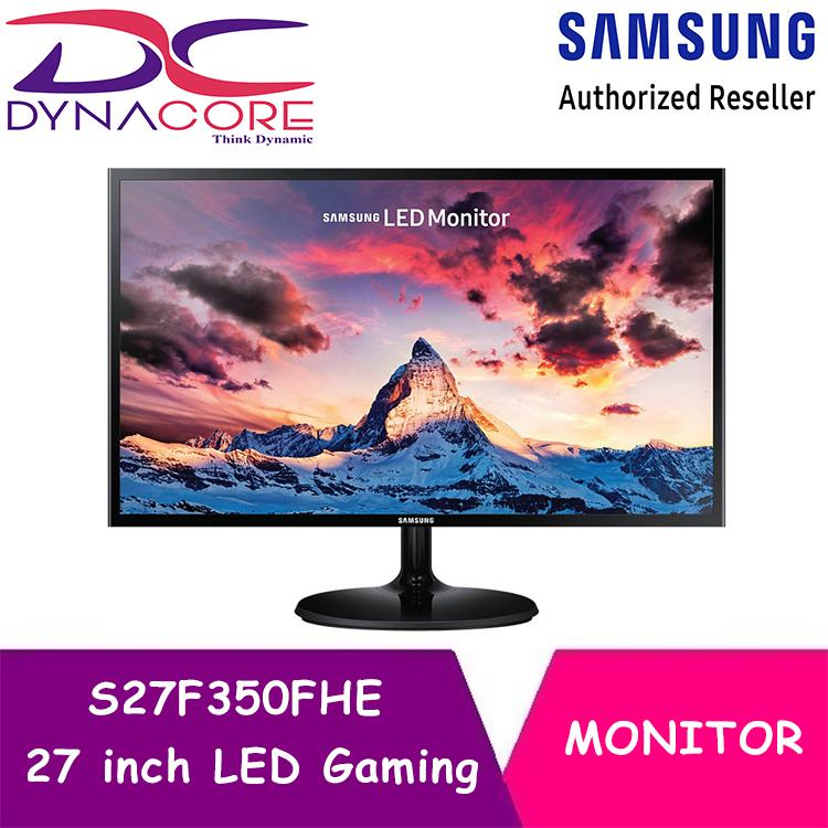 Samsung 27 inch LED Gaming Monitor - S27F350FHE