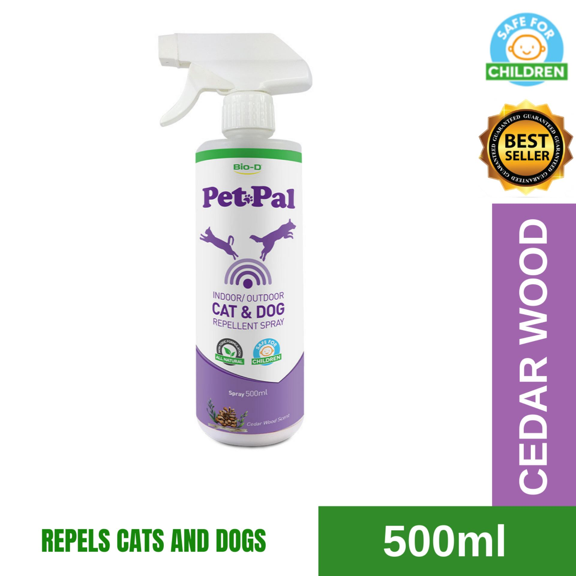 Bio-D Cat & Dog Repellent Spray