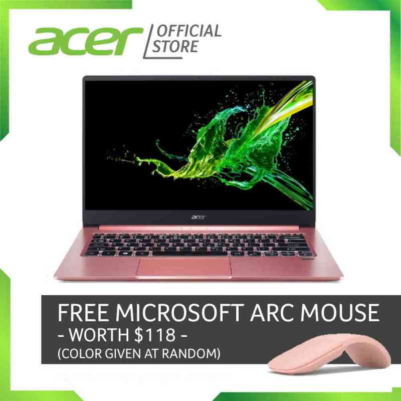 [LATEST-READY STOCKS] Acer Swift 3 SF314-57G-759D Thin and light laptop with LATEST 10th gen Intel i7-1065G7 processor and NVIDIA MX350