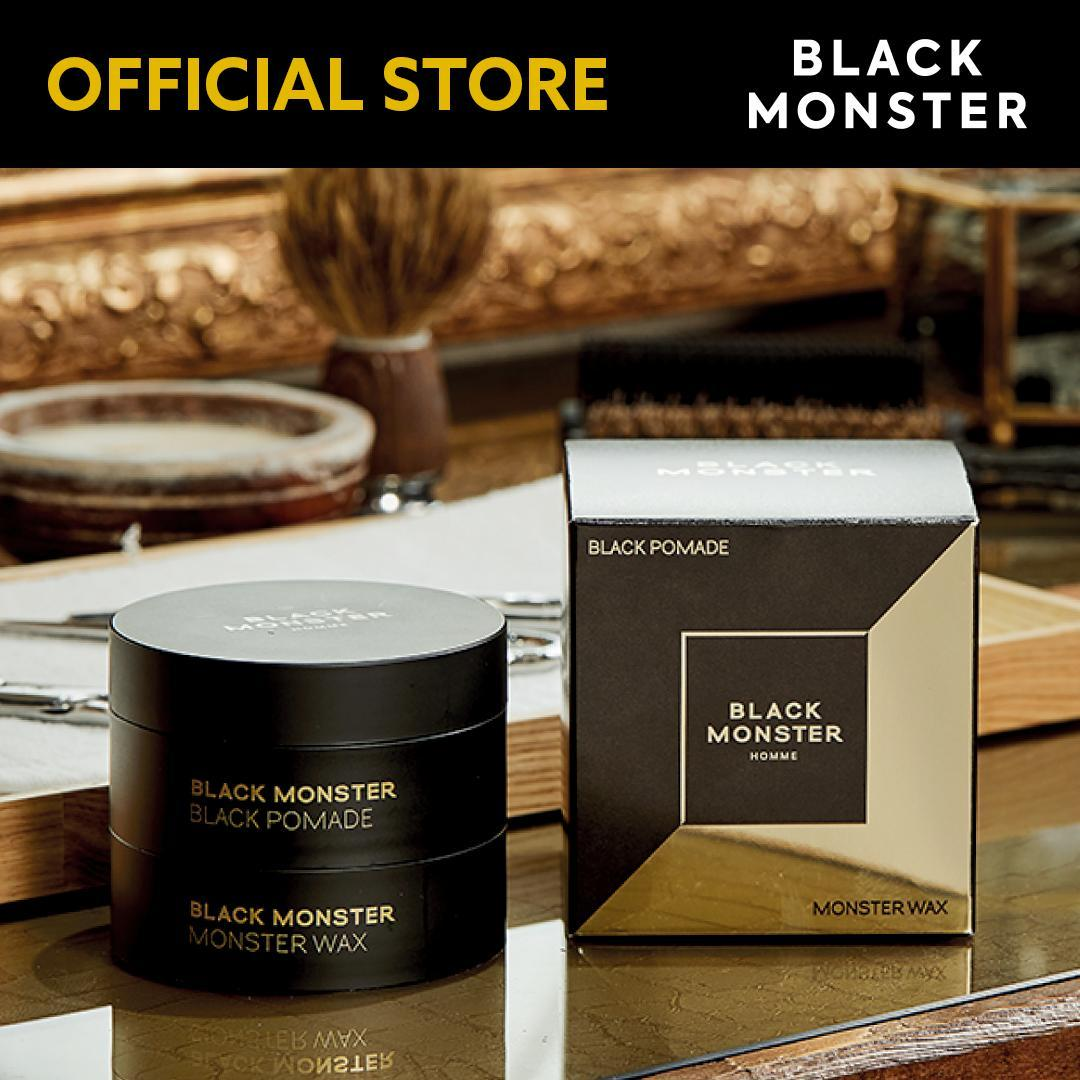 Buy (Black Monster Official) Homme Black Pomade & Wax Singapore