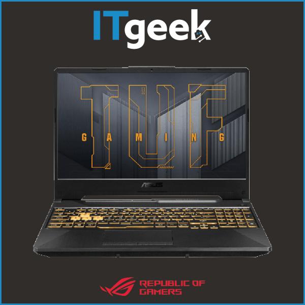 Asus TUF Gaming F15 | FX506HE-RTX3050Ti | i7-11800H | 15.6 | 16GB DDR4 | 512GB SSD | RTX 3050 Ti | Windows 10 Gaming Laptop