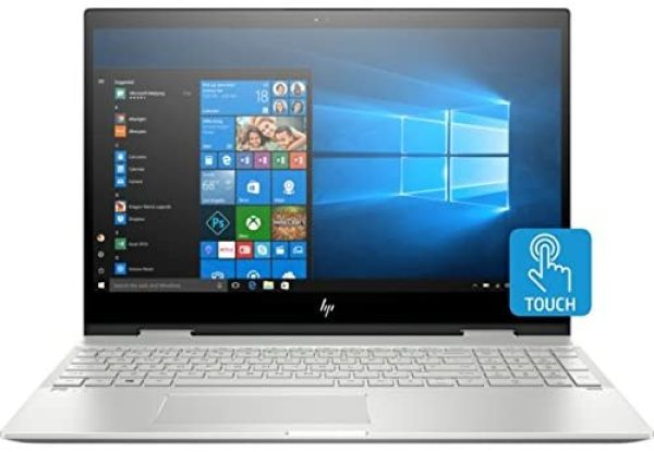 HP Envy 2019,17.3 Full HD Touch, i7-10510U 10th gen Quad CPU,NVIDIA MX250(4GB), 1TB SSD NVME,16GB RAM,Win 10 Pro Pre-Installed by HP, Neopack 64GB Flash Drive, B&O Speakers, HP Premium Warranty