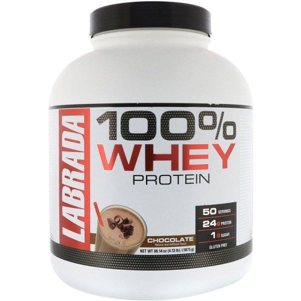 Buy Labrada 100% Whey Protein Powder (4.13lb) Singapore