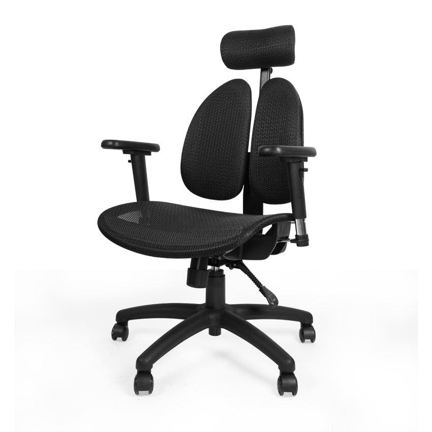 Progress Health OrthoSeries IV Premium Orthoback Chair / Office Chair / Ergonomic Design ( Free Installation ) ( 1 Year Warranty )