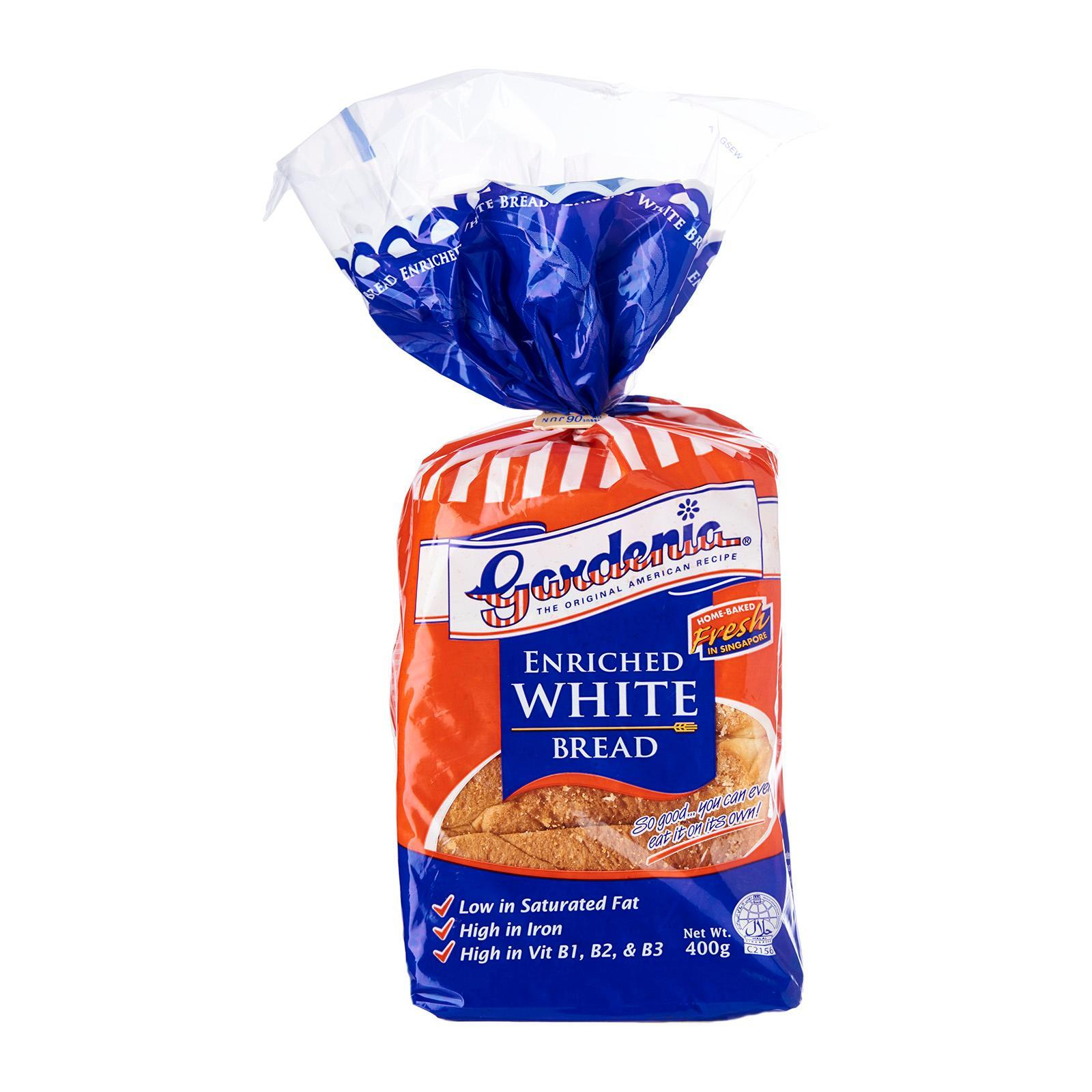 Gardenia Enriched White Bread By Redmart.