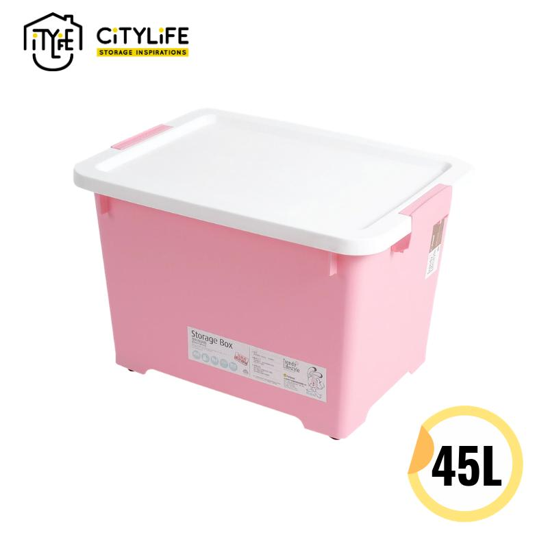 Citylife 45L Storage Container - Soft Closing