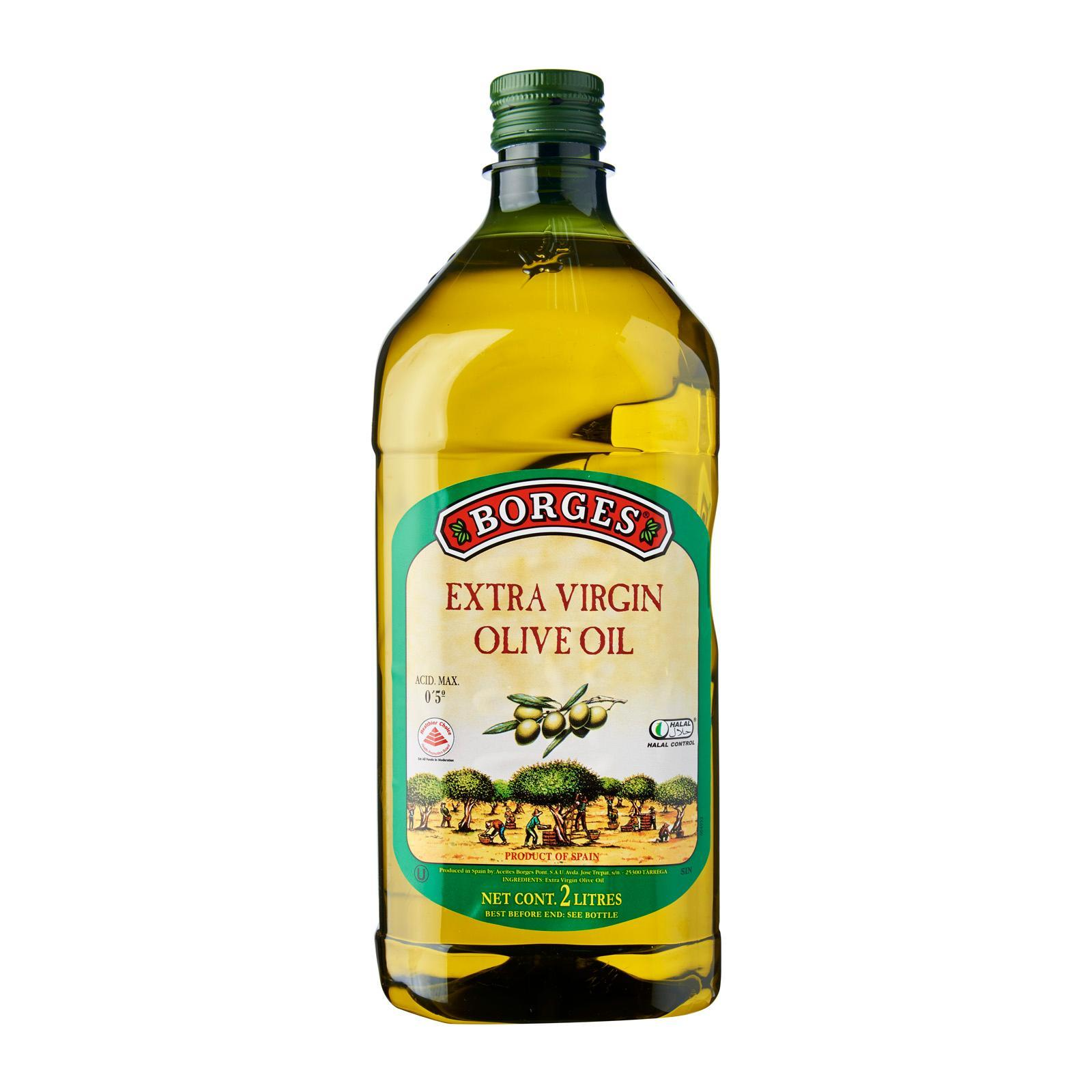 BORGES Extra Virgin Olive Oil 2L