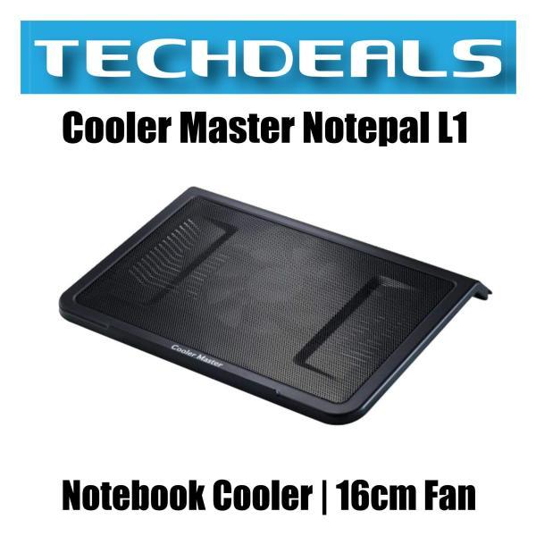 Cooler Master Notepal L1 Notebook Cooler | 16cm Fan