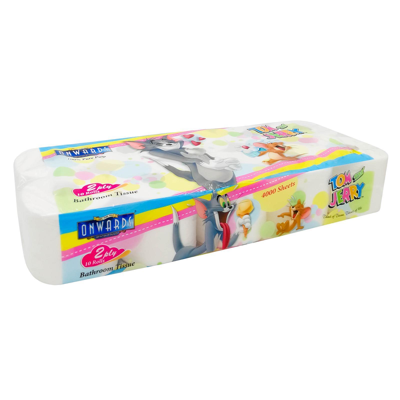 BEAUTEX 2 Ply Premium Toilet Rolls 10+2s