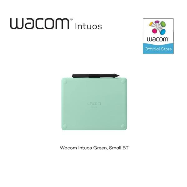 Wacom Intuos Small Bluetooth (CTL-4100WL) Graphic Drawing Pen Tablet
