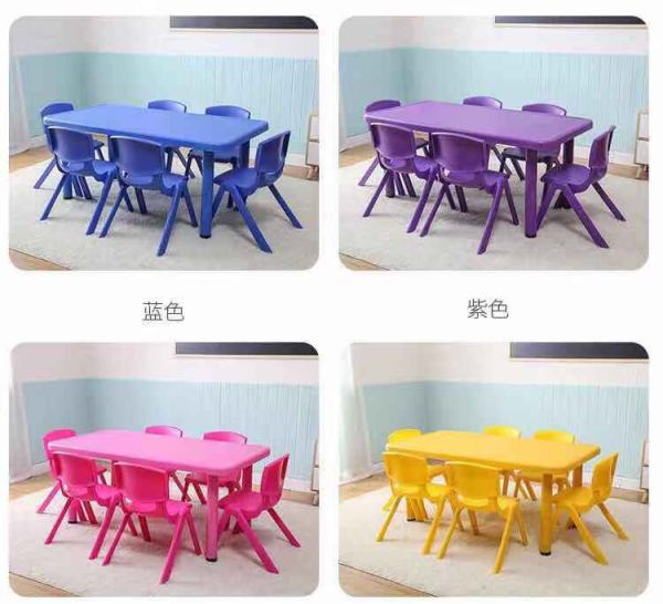 Kindergarten Tables and Chairs