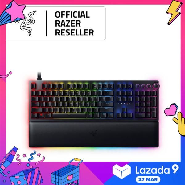 [NEW] Razer Huntsman V2 Analog - Gaming Keyboard with Razer™ Analog Optical Switches Singapore