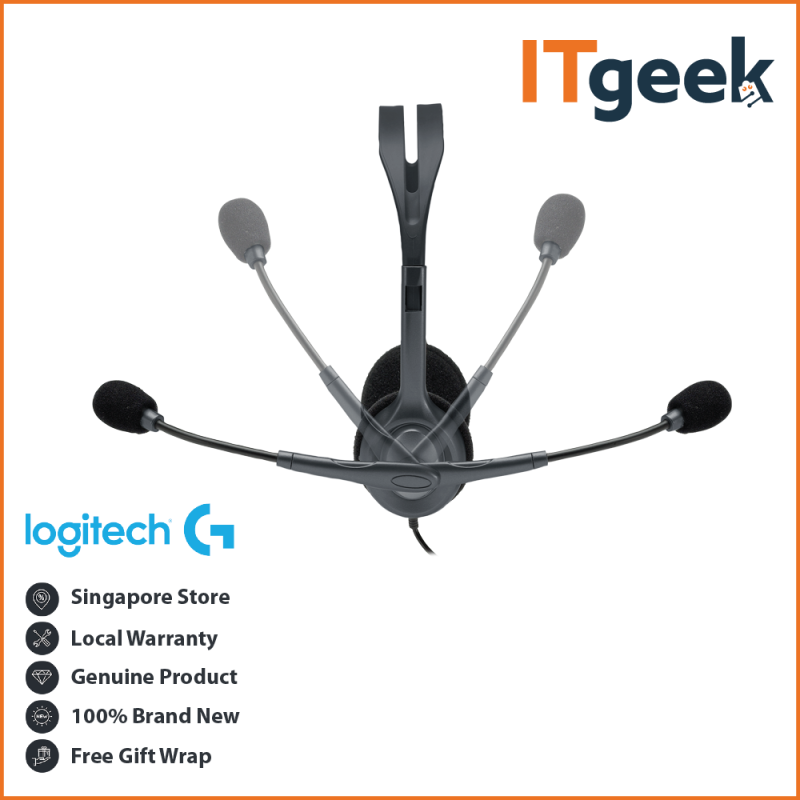 Logitech H111 Stereo Headset Singapore