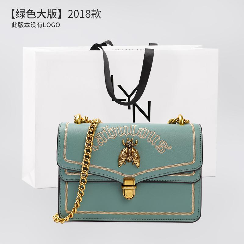 Thailand mi feng bao Female Local Versatile Embroidered Small CK Shoulder Bag Lyn Bags Womens Bag 2019 New Style Fashion