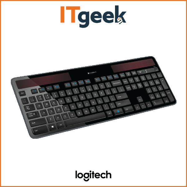 Logitech K750R Wireless Solar Keyboard Singapore