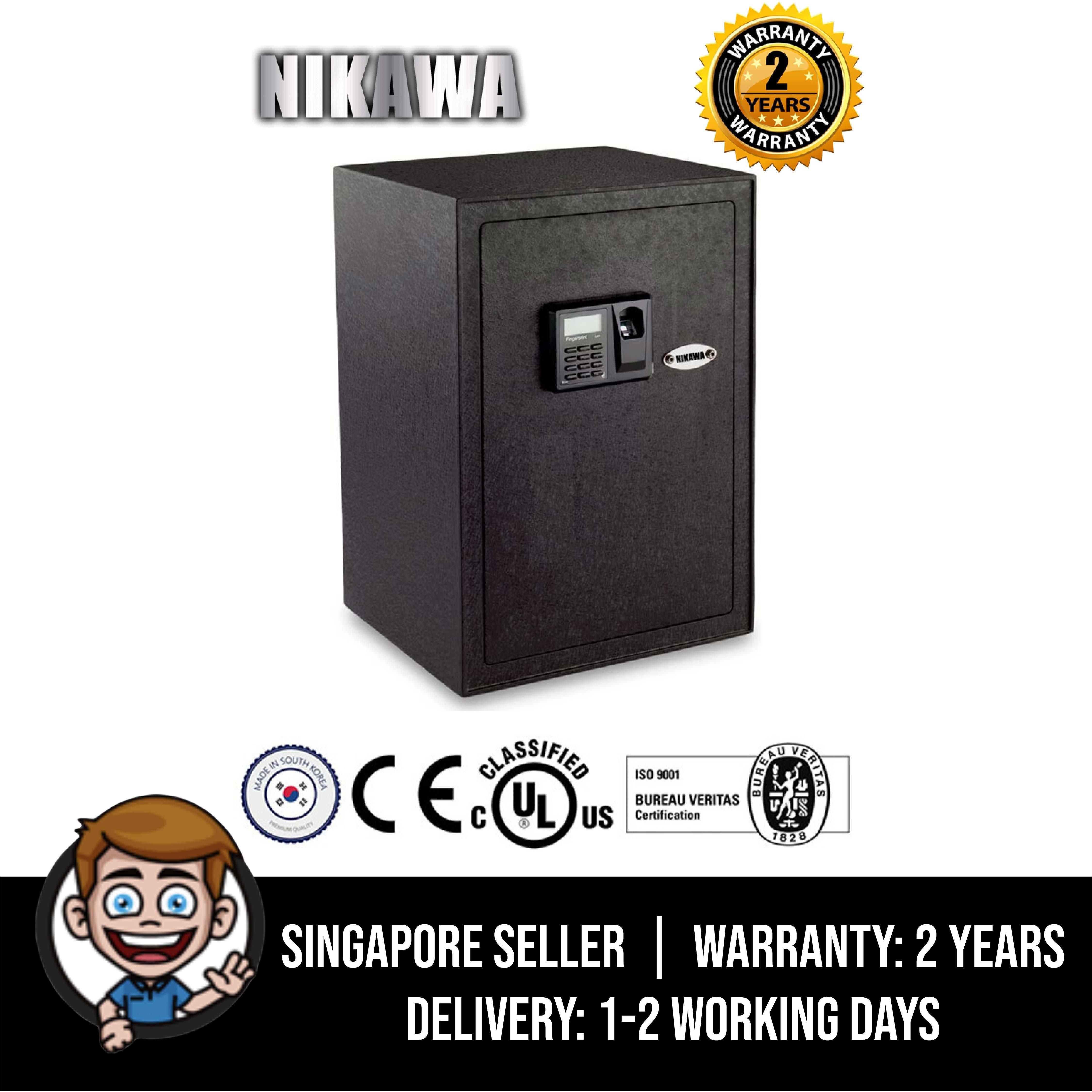 Nikawa Fingerprint Safe 50FPD