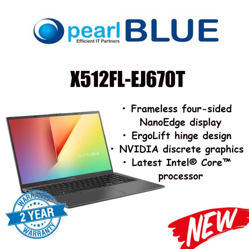 ASUS VivoBook 15 X512FL-EJ670T  / i7-10510U / 8GB DDR4 / 512GB PCIe SSD / MX250