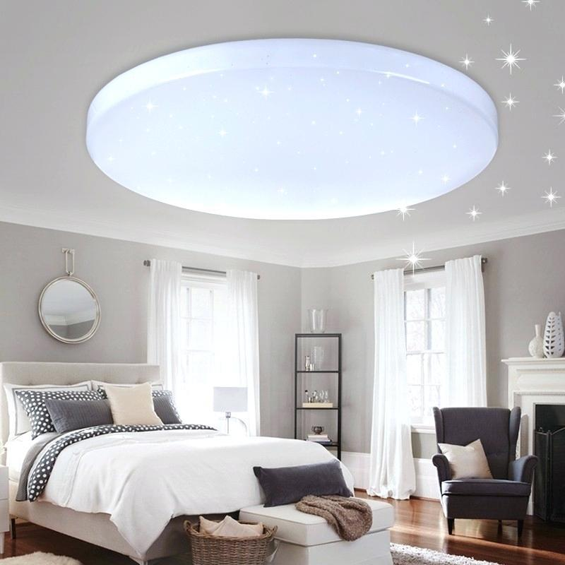 30W (350mm) Round LED ceiling lamp. Installation service available with additional charges.