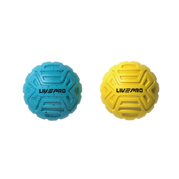 Buy LIVE Foot Massage Ball - Yellow & Blue Singapore