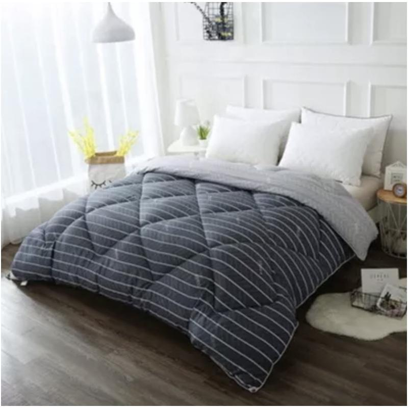 Jiji (hotel Quality Cotton Quilt Blanket) Comforter / 100% Cotton Quilt Blanket / (150cmx205cm) / Free Delivery / (sg) By Jiji.