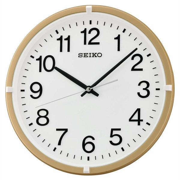 Seiko QXA652GN Analog Wall Clock QXA652G