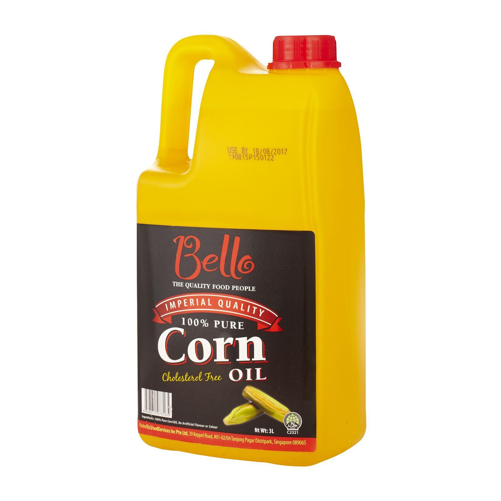 Bello Corn Oil Imperial Quality By Redmart.