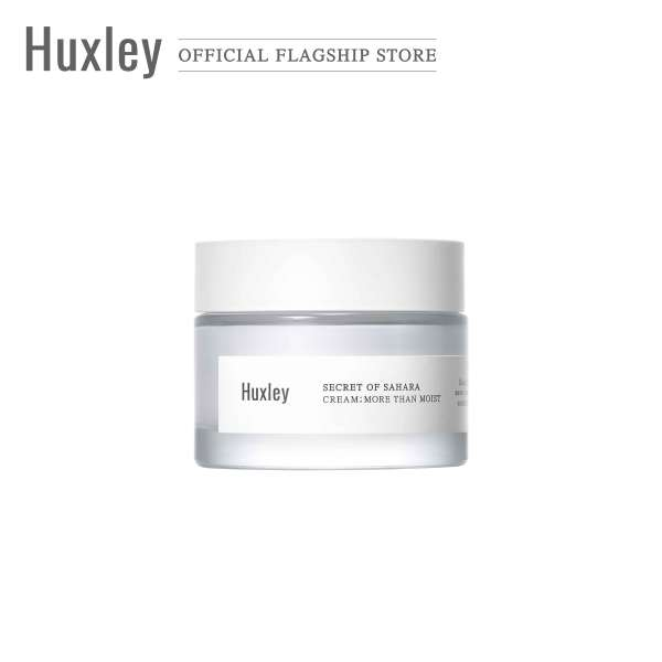 Buy [HUXLEY OFFICIAL] Cream More Than Moist Clearance Sale Singapore