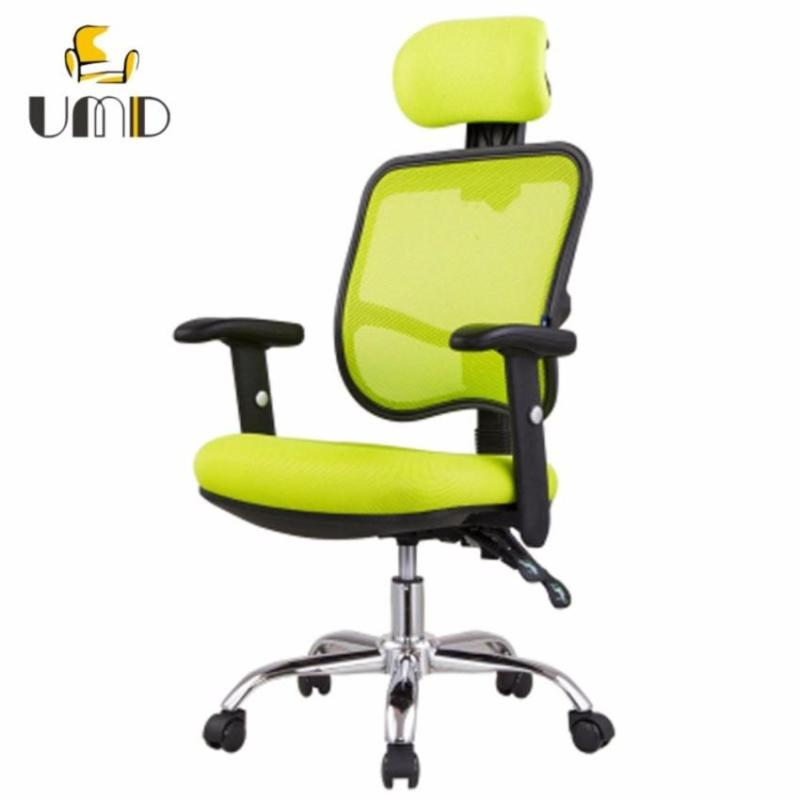 (Free Installation Now)UMD Mesh Office Chair Computer Chair Ergonomic Chair Gaming Chair with Swivel/Tilt/Lumbar Support Functions (Refer to Option Pics for Model/Color Choices) Singapore