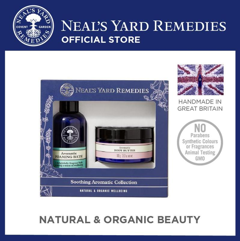 Buy Neals Yard Remedies Soothing Aromatic Collection Singapore