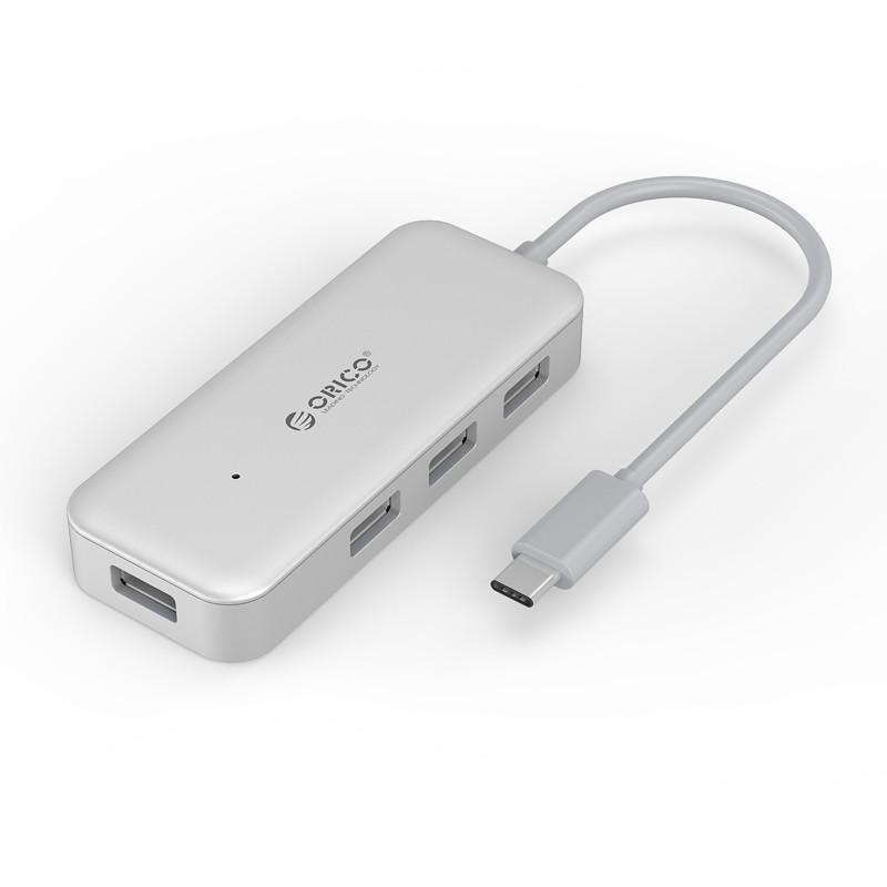 ORICO Type-C to USB3.0-A * 4 HUB (TC4U-U3)