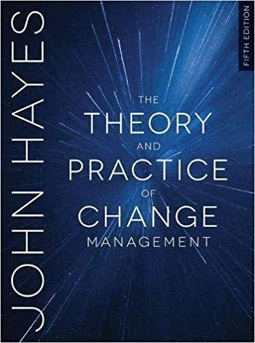 The Theory And Practice Of Change Management 5th Edition