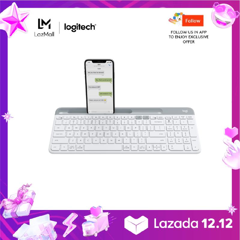 Logitech K580 Slim Wireless Multi-Device Keyboard Singapore