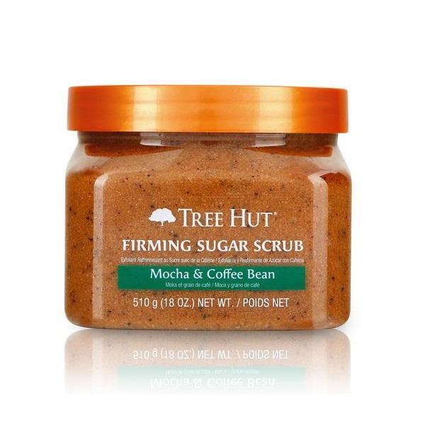 Buy Tree Hut Firming Sugar Body Scrub, Mocha & Coffee Bean 510g Singapore