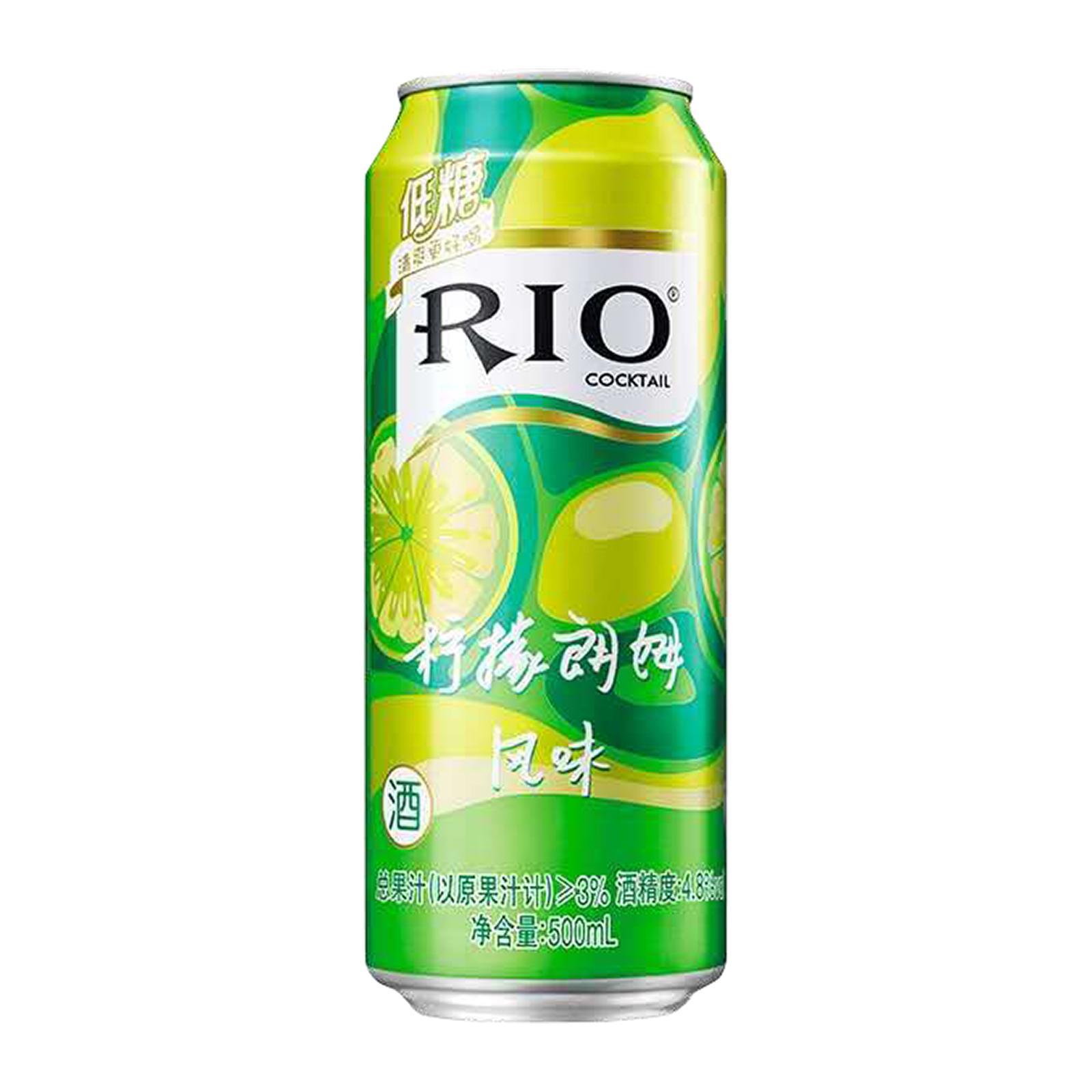 Rio Cocktail Lemon+Rum 3.0% 500Ml