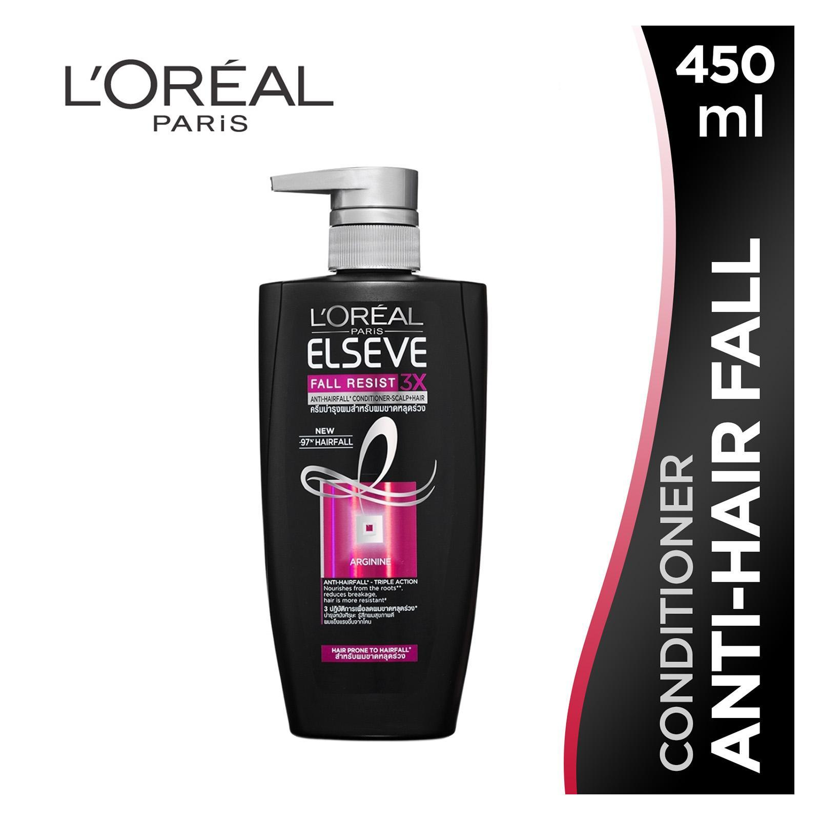 LOREAL PARIS ELSEVE loréal paris elseve fall repair 3x anti hair fall shampoo 650ml