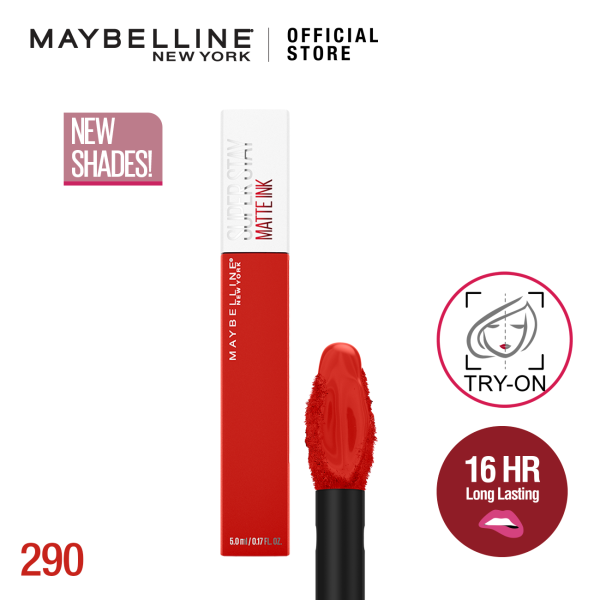 Buy Superstay Matte Ink Liquid Lipstick - All Ranges by Maybelline Singapore
