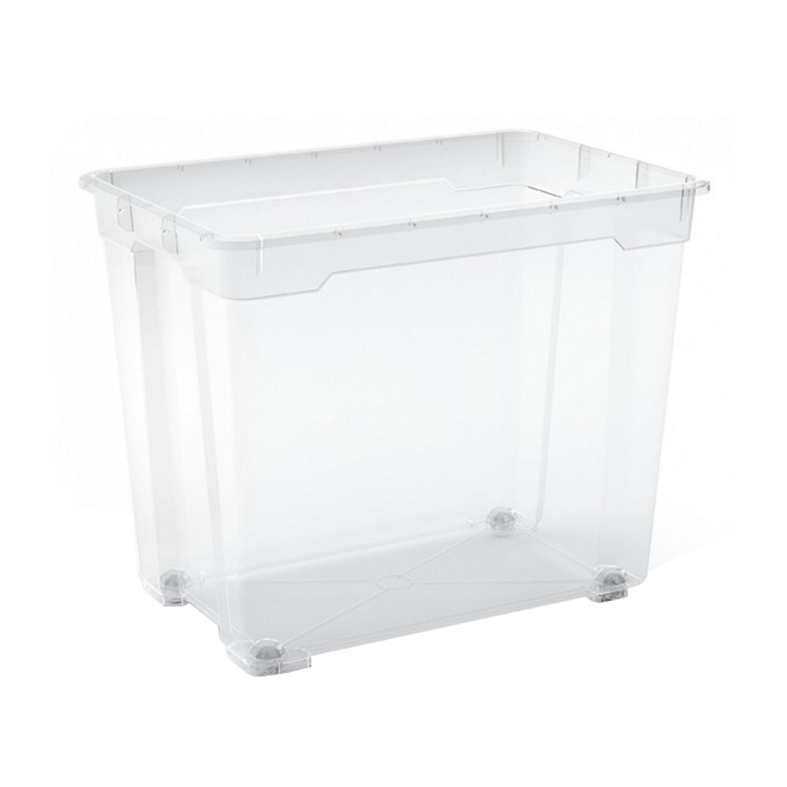 KIS Clear Storage R Box XXL With Lid