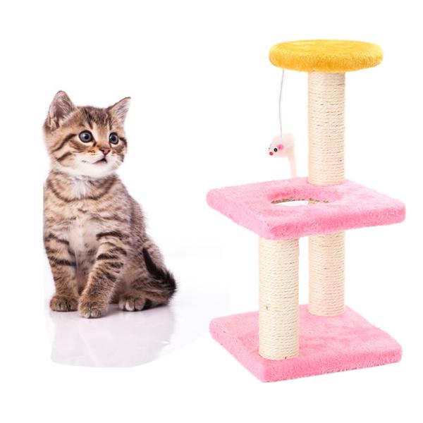 1 Cái Khung Leo Cho Mèo Cưng, Nhà Trên Cây Cào Chuột Treo Cào Đồ Chơi Nhảy Leo Núi Cho Mèo Con Mèo Con